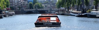 Take a virtual canal cruise through Amsterdam
