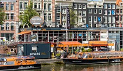 1 h. Amsterdam Day Canal Cruise