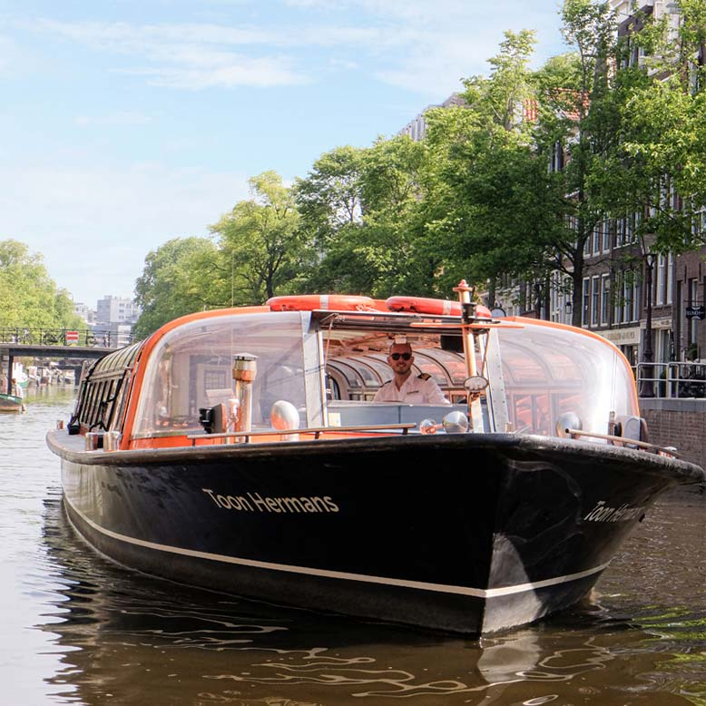 1 h. Amsterdam Canal Cruise