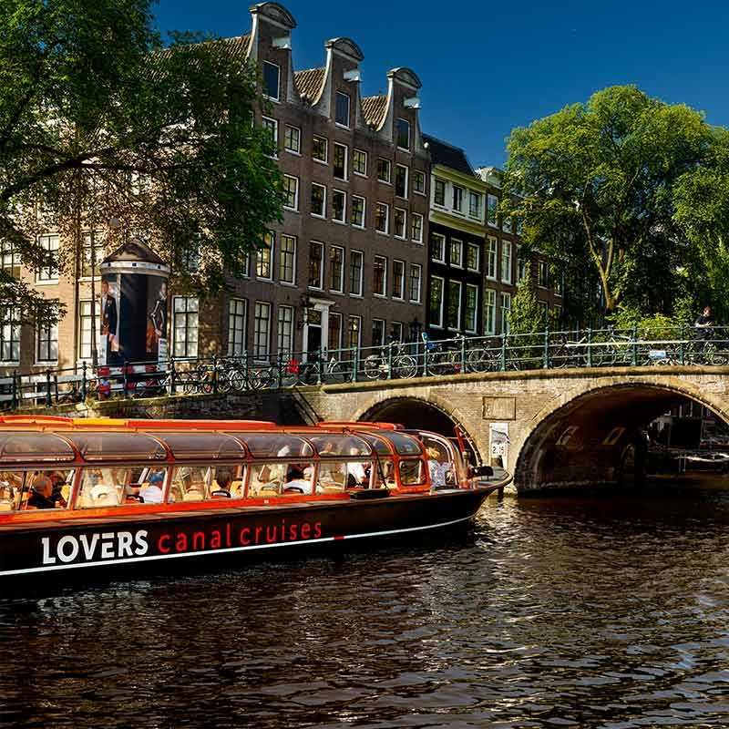 Lovers Canal Cruise