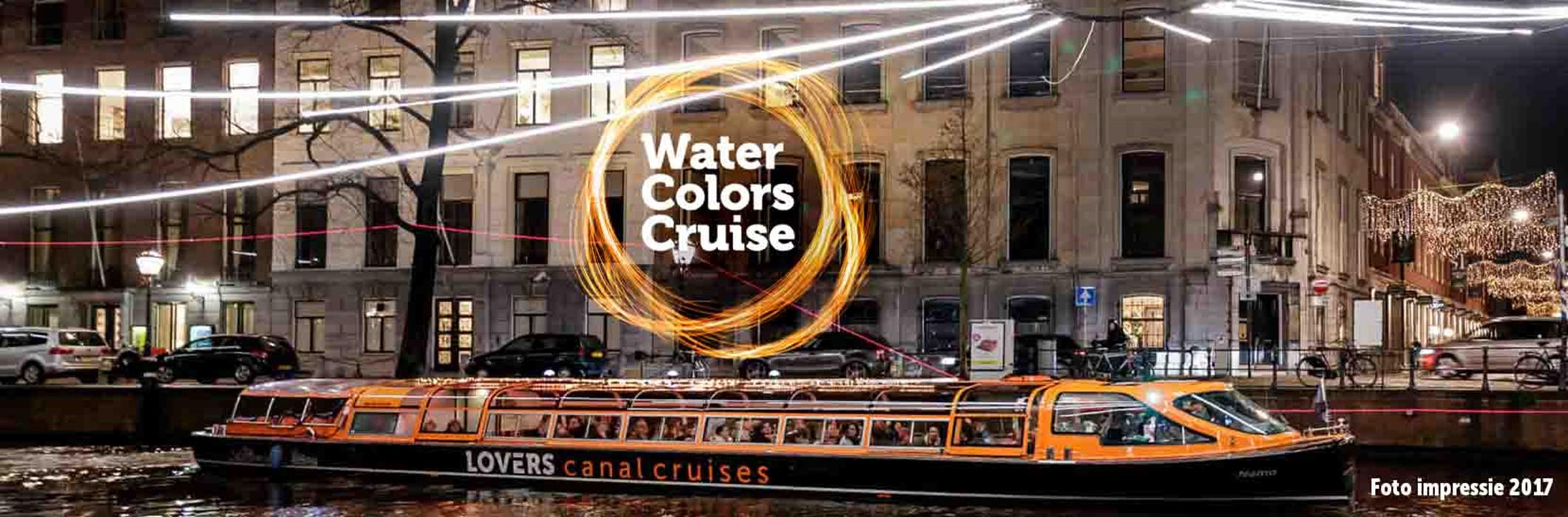 Water Colors Cruise - Anne Frank Haus